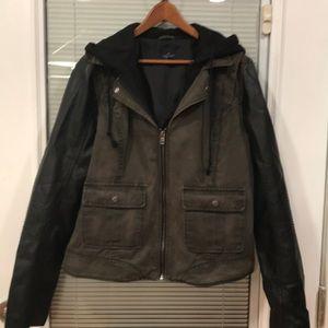 AE hooded jacket
